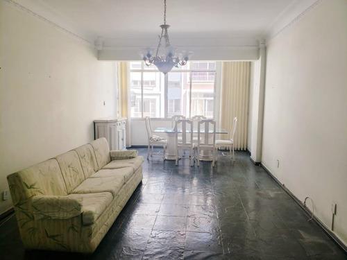 Imagem 1 de 15 de Apartamento 3 Quartos Para Venda Em Rio De Janeiro, Copacabana, 3 Dormitórios, 1 Suíte, 3 Banheiros, 1 Vaga - Ap3q914_1-1755875