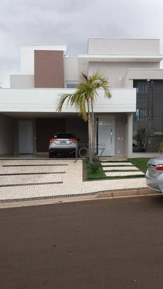 Casa Com 3 Dormitórios À Venda, 220 M² Por R$ 1.200.000 - Residencial Portal Do Lago - Sumaré/sp - Ca6013