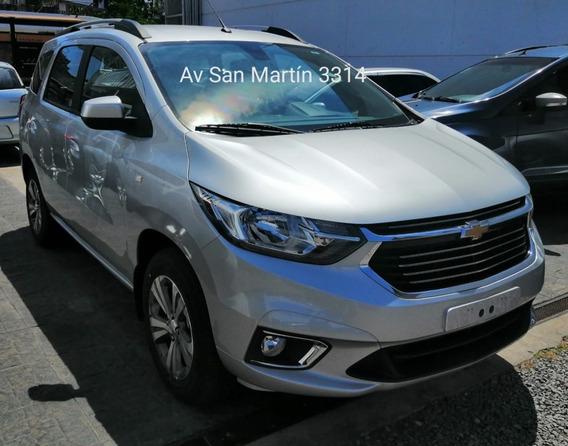 Chevrolet Spin 1.8 Ltz 7 Asientos 105cv 0km 2020 Oferta 2 #4