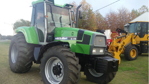 Tractor Agco Allis 6. 175 Reparado A Nuevo Financiacion