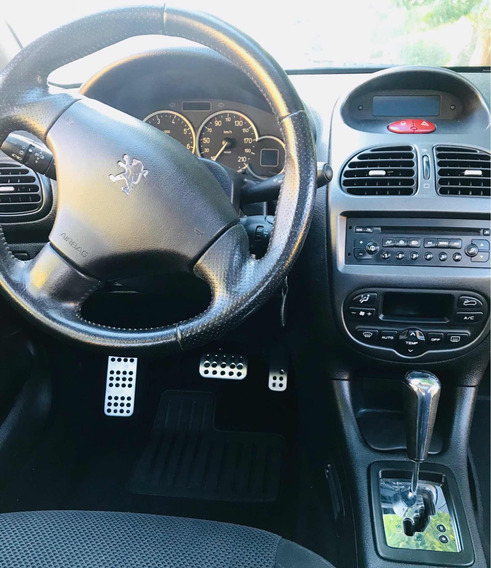 Peugeot 206 Automatico 1.6 Xt