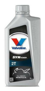 Aceite Valvoline 2t Synpower - 100% Sintetico