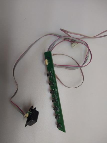 Sensor + Teclado Tv Philco 28d27d - Led
