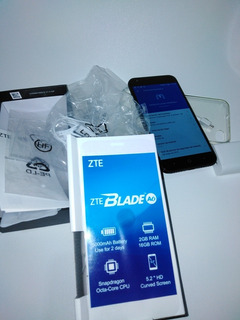 Zte Blade A6 Android 7.1.1 Bateria 5000 Mah, Lentes Vr