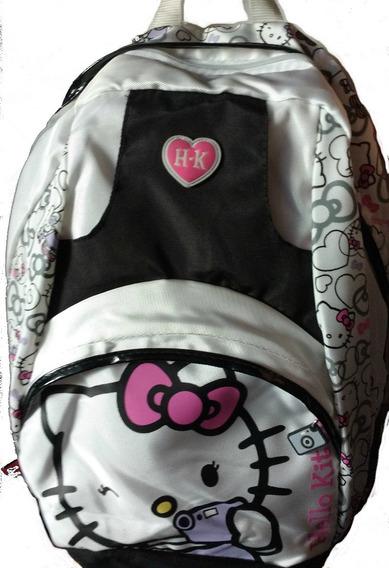 Mochila Hello Kitty Espalda 18pLG.