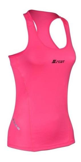 Musculosa Entrenamiento Running Mujer Scat - Ciclos