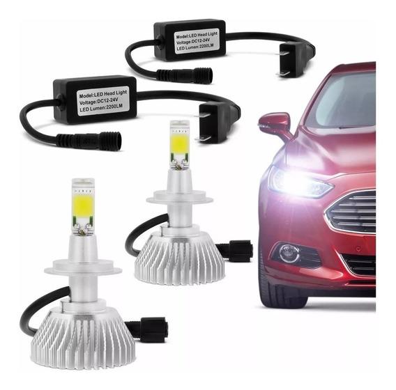 Kit Xenon Led Lampada Automotiva H1/h3/h4/h7/h11/hb3/hb4/h27