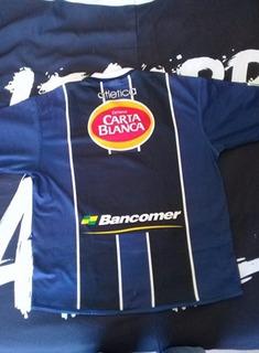 Jersey Rayados Del Monterrey Atletica 2000-2001