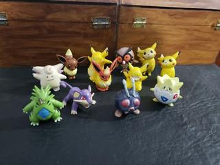 Muñecos Pokémon Tomy/bandai/jakks/kaiyodo-precio X Unidad