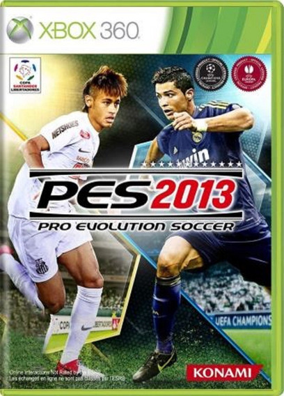 Pes 2013 Xbox 360 Original Midia Fisica