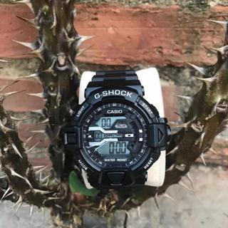 Reloj Casio G Shock Deportivo Doble Hora Caballero Nuevo