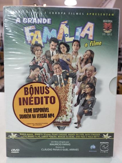 Dvd Filme A Grande Familia O Filme Original Lacrado