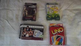Conjunto De Card Games
