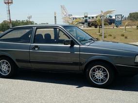 Vw Gol Quadrado/cl 1.6 Turbo - 1988