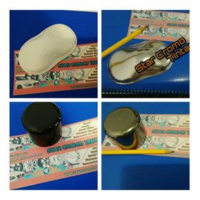 Tinta Cromo Espelhada Automotiva 1lt Uso Geral