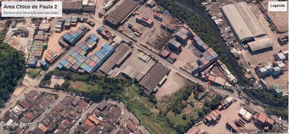 Área, Chico De Paula, Santos, Cod: 11568 - A11568