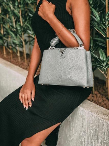 Bolsa Louis Vuitton Capucines - Frete Gratis