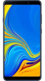 Seminovo: Samsung Galaxy A9 128gb Azul Excelente