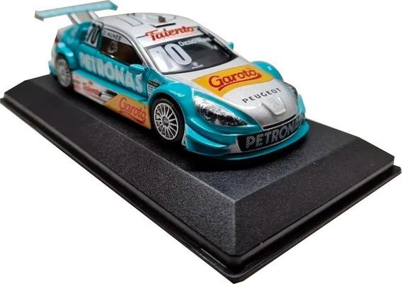 Miniatura Stock Car Peugeot 408 Diego Nunes - Lacrado