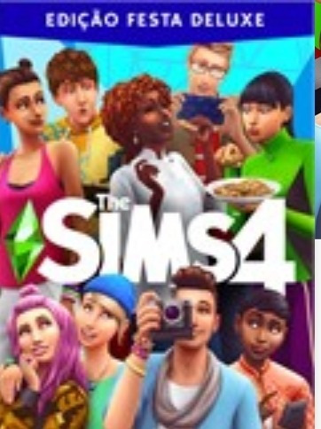 The Sims 4 Edição Festa Deluxe Xbox One 25 Digitos