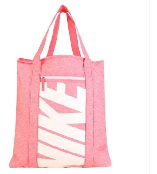 Bolsa Nike Gym Tote Rosa 29 Litros Original