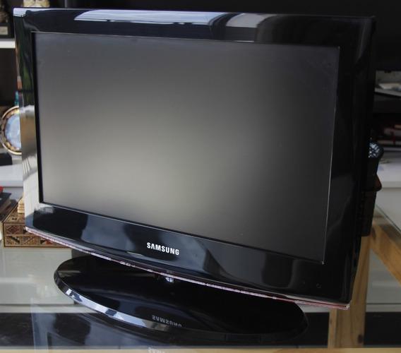 Tv Lcd Samsung 22 Polegadas 2x Hdmi