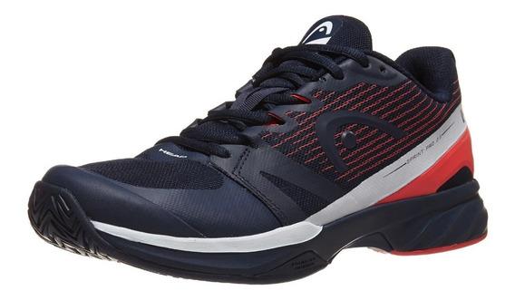 Para Tennis Frontenis Head Sprint Pro 2.5 Tenis Azul Rojo