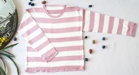 Blusa Camisa Feminina Floral Viscose + Blusa Frio Listras.