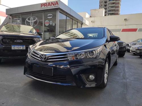Toyota Corolla Xei 1.8 Cvt  2016