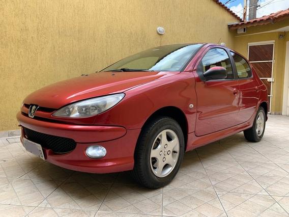 Peugeot 206 2007/08 Flex 1.6 16v Feline (automático)
