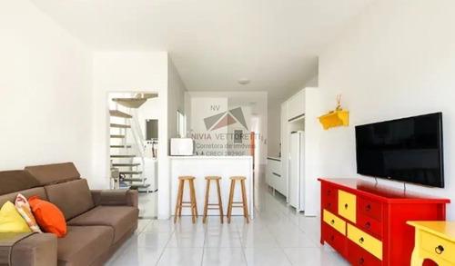 Imagem 1 de 20 de Casa A Venda No Bairro Rio Vermelho Em Florianópolis - Sc.  - 4290-1