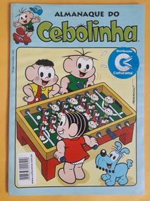 Gibi Almanaque Do Cebolinha N°63 - Maio De 2017