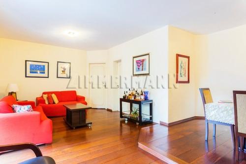 Imagem 1 de 15 de Apartamento - Pacaembu - Ref: 105553 - V-105553