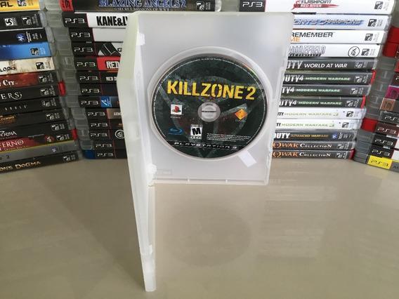 Killzone 2 Ps3 Semi Novo Original Dvd