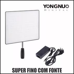Led Yongnuo Yn 600 Air Com Fonte