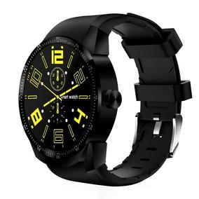 Relógio Inteligente 3g K98h Freqüência Cardíaca -gps - Wi-fi