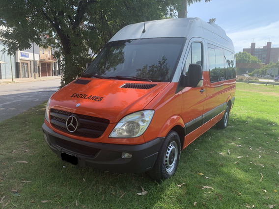 Mercedes Benz Sprinter 415 Combi 15+1 2013 Escolar