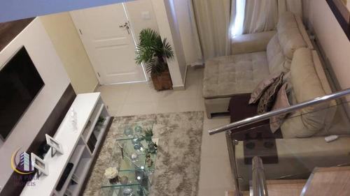 Imagem 1 de 23 de Sobrado Com 3 Dormitórios À Venda, 110 M² Por R$ 510.000,00 - Vila São Luiz (valparaízo) - Barueri/sp - So0288