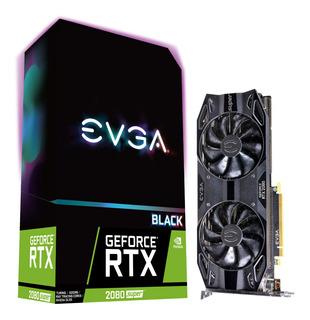 Tarjeta De Video Evga Geforce Rtx 2080 Super Black Gaming