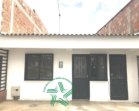 Vendo Casa Para Estrenar Santa Rosa De Cabal