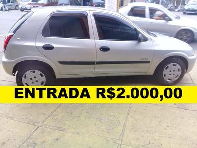 Chevrolet Celta Financiamento Com Score Baixo Entrada 2000