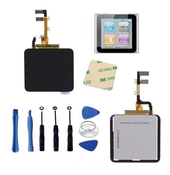 Tela Completa iPod Nano 6 (lcd +touchscreen) Mc688zy/a Nova