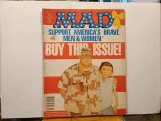 Comic - Mad - En Ingles N° 305 - Edicion 1991