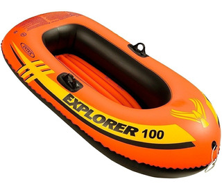 Bote Inflável Explorer 100 Intex