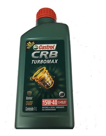 Óleo Castrol Crb Turbomax 15w-40 Diesel