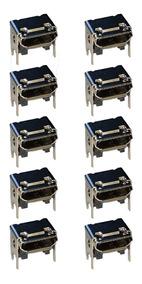 Conector De Carga Caixa De Som Jbl Charge 3 Kit 10 Unidades