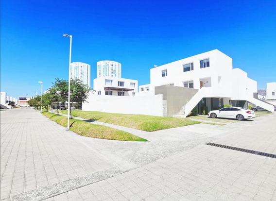 Casa En Renta Moderna Duplex Juriquilla Santa Fe Queretaro Rcr200706-pg