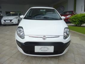 Fiat Punto 1.4 Attractive Flex 5p Branco 2013