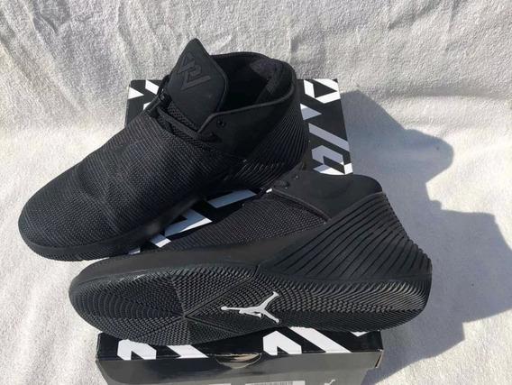 Jordan Edicion Whi Not Zero Low Black