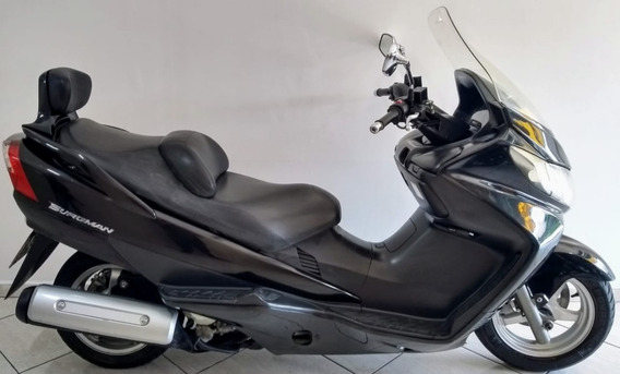 Suzuki Burgman 400 2008 Preta